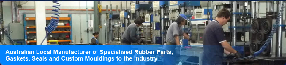 Rubber Parts, Gaskets, Seals